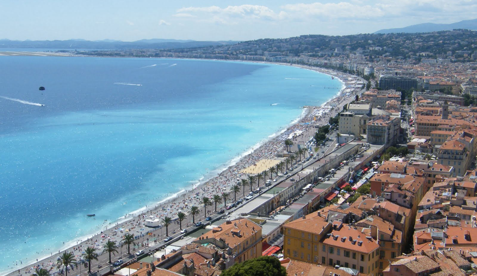 Nice - Promenade des Anglais